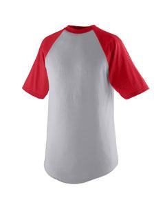 Boys Short Sleeve Baseball Jersey
