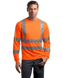 Ansi Class 3 Long Sleeve Snag Resistant Reflective T