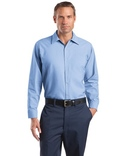 Long Sleeve Pocketless Gripper Shirt