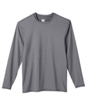 Men Double Dry Long Sleeve Compression T Shirt