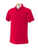 Men Jersey Polo With Pocket