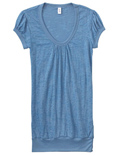 Women Emily Burnout Tunic