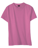 Women Ringspun Cotton Nano T Shirt