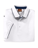 Men Cotton Jersey Short Sleeve Polo With Tipping