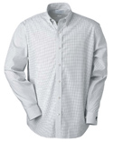 Men Eztech Check Pattern Woven Shirt