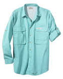 Men Gulf Stream Long Sleeve Fishing Shirt