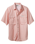 Men Gulf Stream Short Sleeve Fishing Shirt