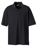 Men High Twist Cotton Tech Polo