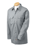 Men Long Sleeve Work Shirt