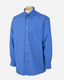 Men Solid Silky Poplin Shirt